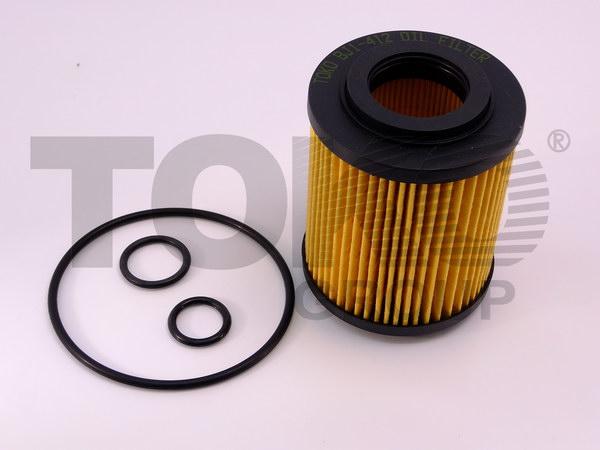 Фільтр мастила (вставка) HONDA CIVIC 1.7CTDI 01.02- / Opel Astra II 1.7DTI 16V 8/99-, Corsa C 1.7DTI 16V 9/00-