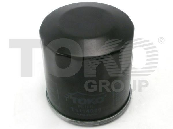 Фільтр мастила NISSAN PRIMERA P11 2.0I 96-, NISSAN MAXIMA (J31) 2.0I 24V, 2.3I 24V 06.04-, NOTE 1.6I 16V 06.01-, QASHQAI 1.6I 16V, 2.0I 16V 06.12-
