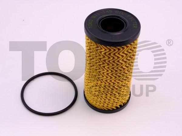 Фільтр мастила (вставка) NISSAN X-TRAIL 2.0  dCi 03.07-, QASHQAI 2.0  dCi 04.07- 08.08-, RENAULT MASTER 2.0/2.5 dCi, OPEL VIVARO