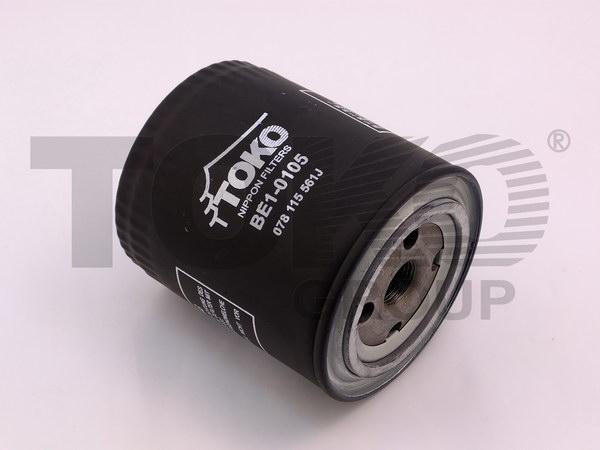 Фільтр мастила AUDI 80 2.6, 2.8 93.06-96.01, A4, A6 2.4, 2.6, 2.8 95.01-, A