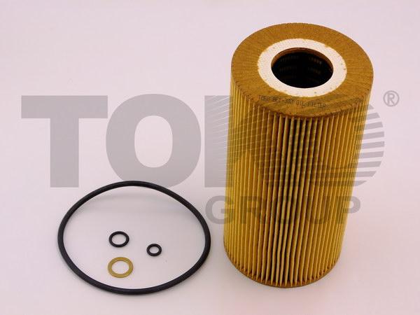 Фільтр мастила (вставка) BMW 325TD/TDS E36 2.5 (M51D25) 91.09-99.10, 525TD/TDS E34, E