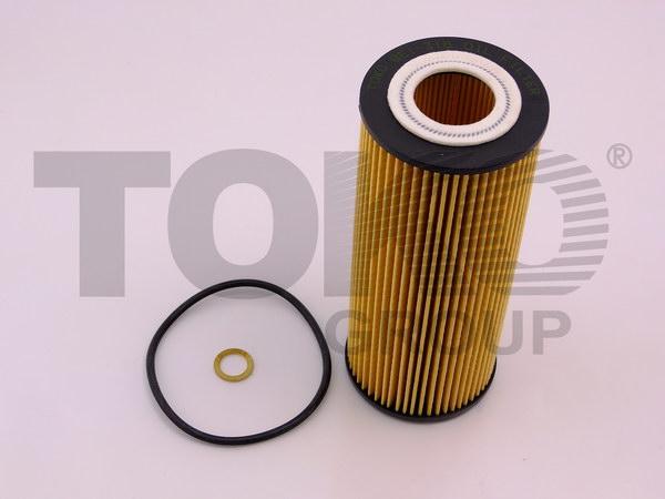 Фільтр мастила (вставка) BMW 320D E46, 520D E39 01.02-