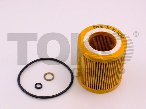 Фільтр мастила (вставка) BMW E87 130-135  9/05-, E90 323-335  9/06-, E60 523-535  9/07-, E65 730  4/05-