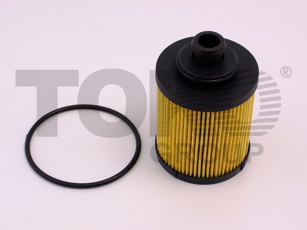 Фільтр мастила вставка FIAT PANDA 1.3 JTD 01/05-, OPEL CORSA D/SUZUKI SWIFT 1.3 CDTi 09/06- (OE OPEL 5650367)