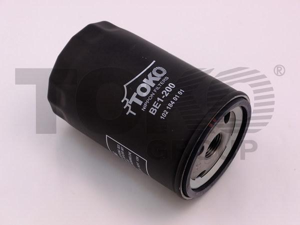 Фільтр мастила MERCEDES BENZ 190 W201, 124 2.0-3.0 (M102) 84.09-93.06