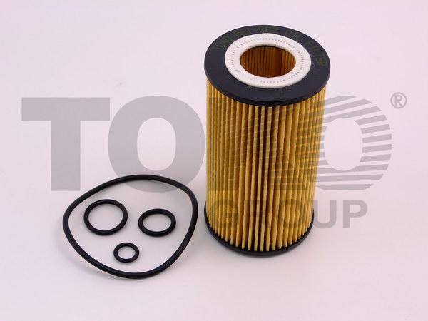 Фільтр мастила (вставка) MERCEDES C240 W203/T203 00.05-, C240/T, C280/T W202 97.06-, E240-E430 W210 96.12-