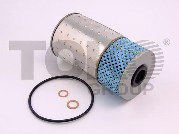 Фільтр мастила (вставка) MERCEDES BENZ W124 2.0D (OM601) 83.08-89.08, 2.5D (OM602) 85