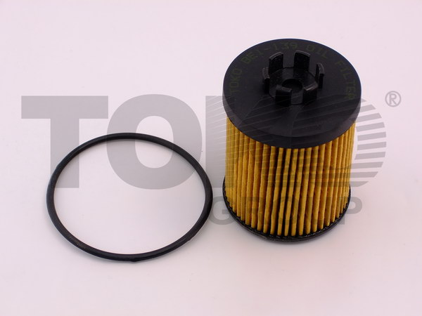 Фільтр мастила (вставка) OPEL CORSA B 1.0-1.2 12V 9/97-, ASTRA G/CORSA C/D 1.2 16V 3/98-