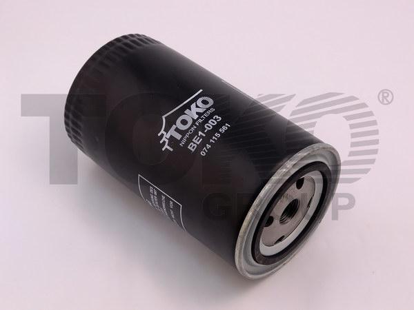 Фільтр мастила VOLKSWAGEN T4 2.5, 2.4D, 2.5TDI 90.09-, LT 2.4D/TD 82.12-96