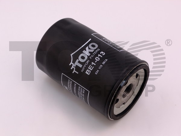 Фільтр мастила VOLKSWAGEN GOLF III/IV 1.6 (AEK/AFT/AKS/AKL/AEH/APF) 95.07-, 1.8/1.8T/2.0 95.07-, PASSAT 1.6,1.8/T 96-; SKODA FABIA 2.0 (AQY,AZL) 116HP 11.00-