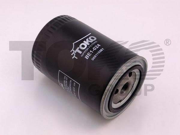 Фільтр мастила VOLKSWAGEN GOLF 1.5D, 1.6D/TD 76.08-91.10, 1.9D/TD/SDI 91.11