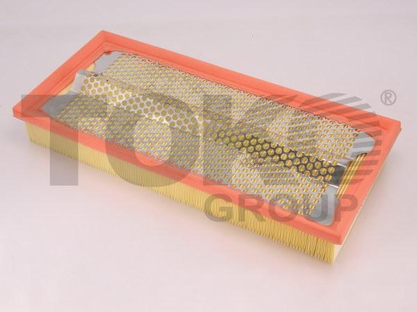Фільтр повітря MERCEDES BENZ W124 2.5D (OM602) 85.04-93.06, W201 2.5D(OM602