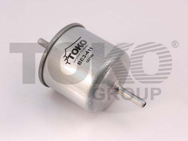 Фільтр палива FORD ESCORT 1.3-1.8 90.07-, FIESTA 1.1-1.8 89.03-, MONDEO 1.6-2.5 93.02-00.11