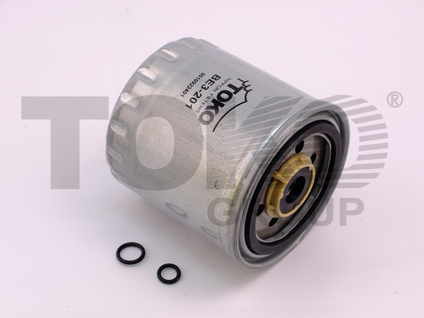 Фільтр палива MERCEDES BENZ W201 2.0D, 2.5D/TD 83.08-93.08, W124 2.0D, 2.5D