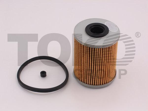 Фільтр палива OPEL ASTRA 1.7TD, 2.0DI/DTI 98.09-, OMEGA 2.0DTI 16V 97.09-