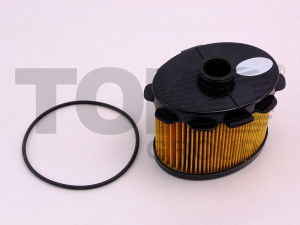 Фільтр палива PEUGEOT 206 1.9D (DW8) 98.09-, JUMPY 1.9D (DW8) 98.04-