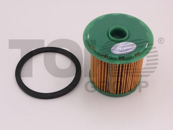 Фільтр палива RENAULT MEGANE 1.9D/DTI 97.10-, CITROEN XANTIA 2.0HDI 99.03-