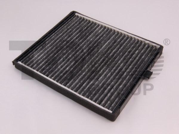 Фільтр кондиціонера вугільний (виготовлено для TOKO) DAEWOO KALOS/AVEO 02-