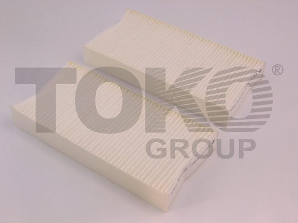 Фільтр кондиціонера 2шт HONDA CIVIC 1.4I 16V,1.5I 16V,1.6I 16V,1.7 16V, 1.8I 16V, 2.2TDI 01.02-, CRV 2.2CTDI 05.02-
