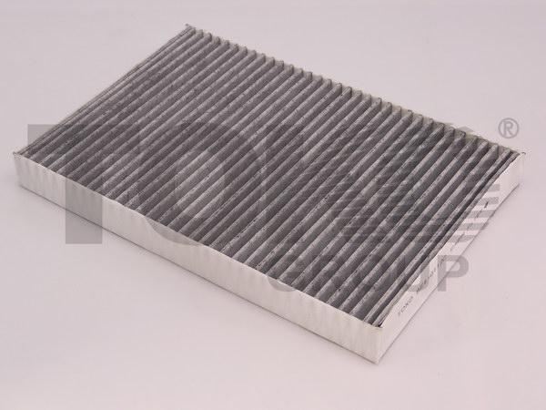 Фільтр кондиціонера вугільний AUDI A6, A6 AVANT 1.8T, 2.7T, 3.7 40V 99.02-