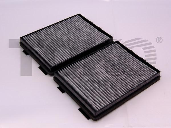 Фільтр кондиціонера вугільний 2шт УГОЛЬНЫЙ BMW 520I-540I, 525TD/TDS E39 95.11-00.09