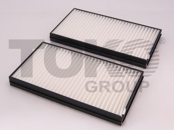 Фільтр кондиціонера нейлонова сітка 2 шт BMW E60 9/03-