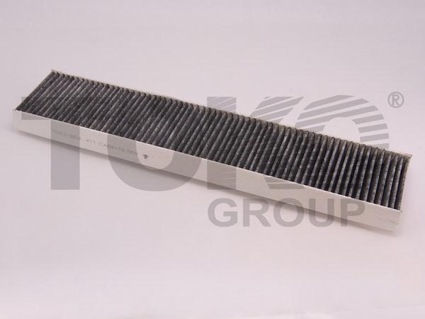 Фільтр кондиціонера вугільний FORD MONDEO 1.8 16V, 2.0 16V, 2.5 V6 24V 00.11-