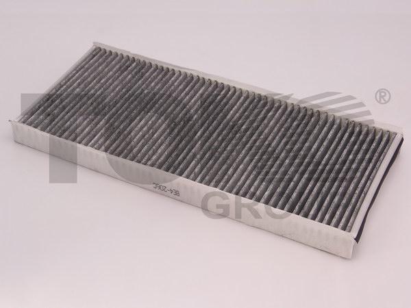 Фільтр кондиціонера вугільний MERCEDES BENZ SPRINTER 2.3, 2.3D, 2.9D 95.02-, VW LT 2.3, 2.3D 95-