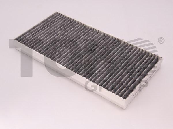 Фільтр кондиціонера вугільний OPEL CORSA 1.0I 12V-1.8I 16V, 1.7DI/DTI 00.09- / Vectra C 02-