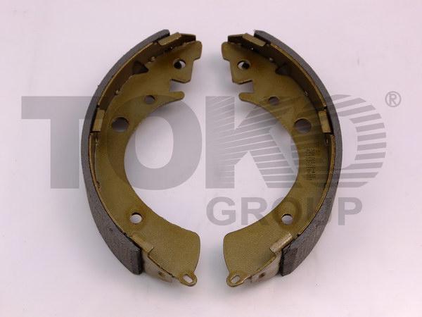Колодки гальмівні барабанні HONDA ACCORD (CA4,CA5) 85-89, ACCORD AERODECK(CA5) 86-90, HR-V (GH) 1.6 99, CIVIC 1.5I,1.6I 94-, LOGO 99-