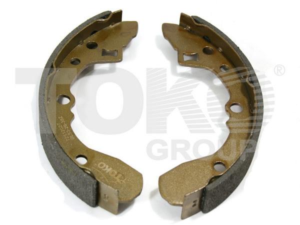 Колодки гальмівні барабанні MAZDA 323 (BF) 1.1,1.3,1.5,1.6,1.6GT,1.7D 85-89