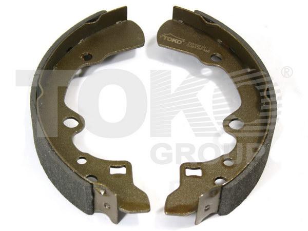 Колодки гальмівні барабанні MAZDA 626 (GD) 1.6,1.8,2.0,2.2,2.0D  87-91