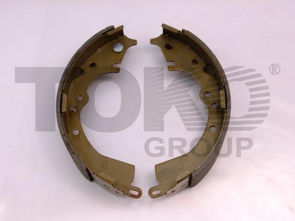 Колодки гальмівні барабанні TOYOTA PREVIA TCR10,20 2.4I 90-, HI-LUX KDN1, KUN1 2.5 TDI 01-