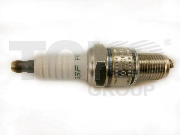 Свічка запалювання M14 X 19.0 X 20.8 никель-медное покрытие, + резистор