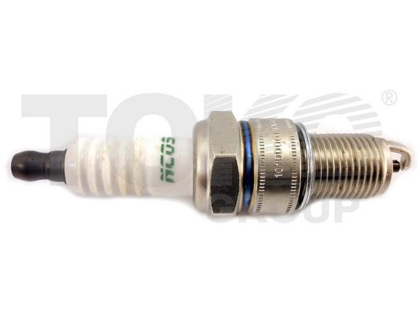 Свічка запалювання M14 X 19.0 X 20.8 никель-медное покрытие, V электрод, + резистор,- адаптировано под газовую установку