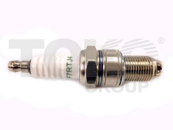 Свічка запалювання M14 X 19.0 X 20.8 никель-медное покрытие, 4 контакта, + резистор, - адаптировано под газовую установку
