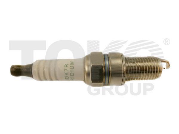 Свічка запалювання M12 X 19.0 X 16.0 ирридиевая, + резистор