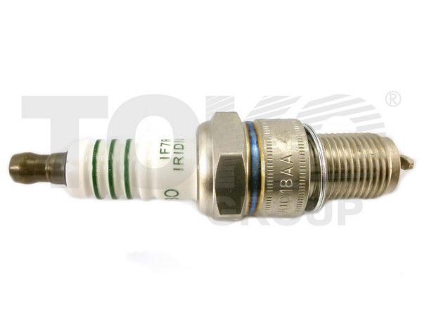 Свічка запалювання M14 X 19.0 X 20.8 ирридиевая, + резистор