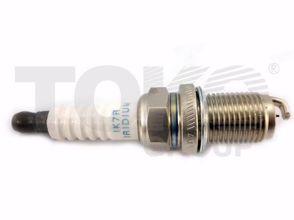Свічка запалювання M14 X 19.0 X 16.0 ирридиевая, + резистор
