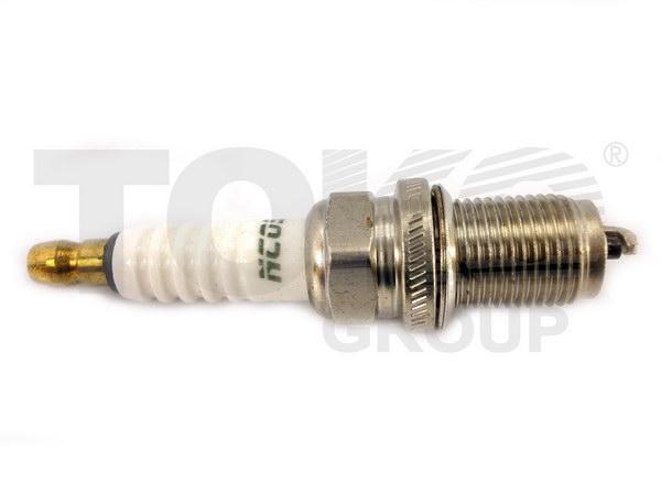 Свічка запалювання M14 X 19.0 X 16.0 никель-медное покрытие, + резистор