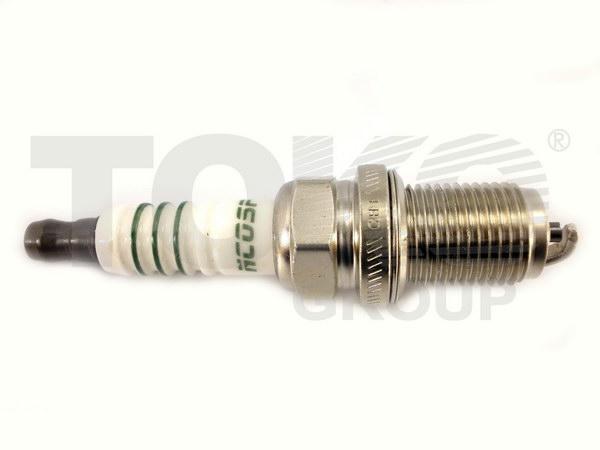 Свічка запалювання M14 X 19.0 X 16.0 никель-медное покрытие, V электрод, + резистор, - адаптировано под газовую установку