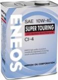 eneos-oil1421 Eneos SUPER TOURING CI-4 10W-40 4L