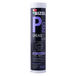 bizol-b83205 Мастило BIZOL Pro Grease T LX 03 High Temperature 0.4кг
